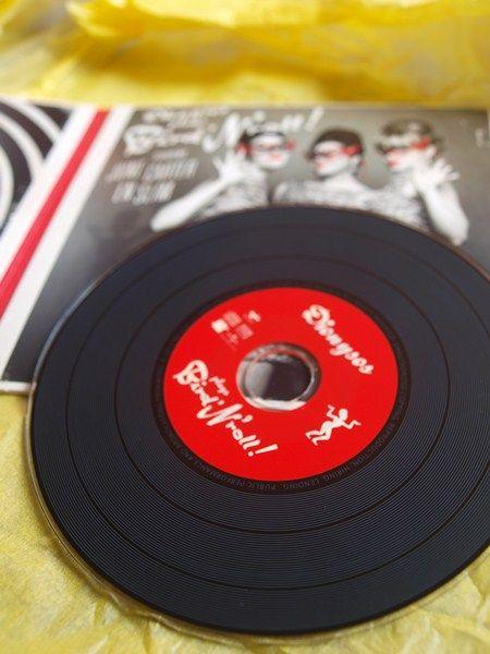 Dernier album de Dionysos  Bird'n'roll