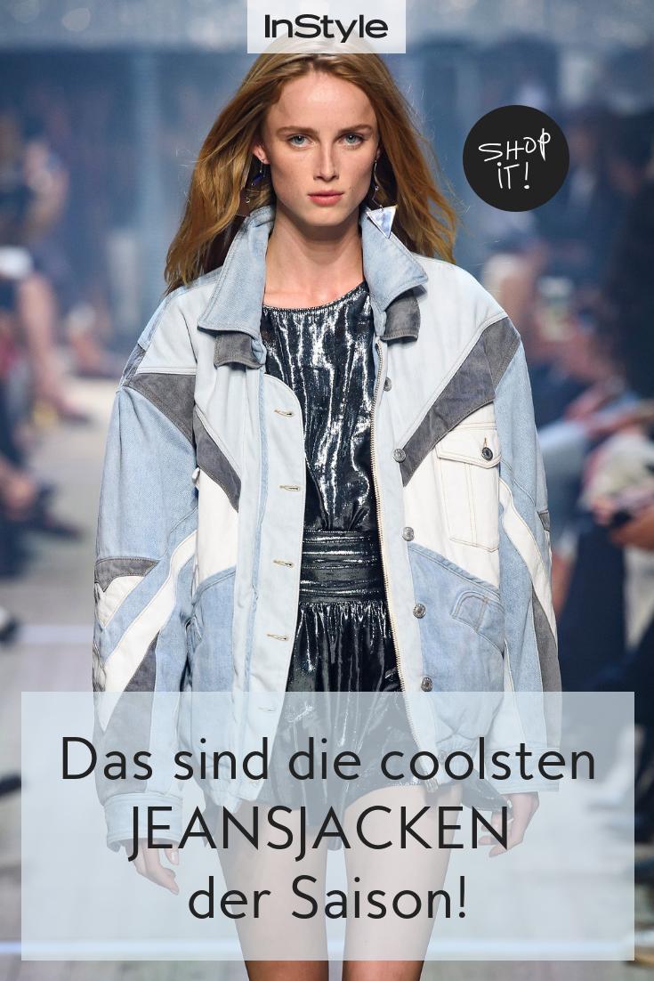 Jeansjacken: Die coolsten Trends der Saison!   ELLE