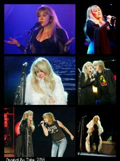 Happy December Everyone, Stevie photos from Pinterst!!  24 Karat Gold Tour 2016🌜💜🌛🎄