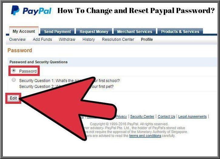 Paypal login my account implies to the accession of the