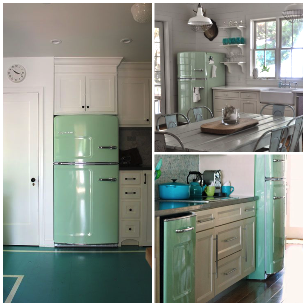 Appliances In 6 Classic Spring Shades