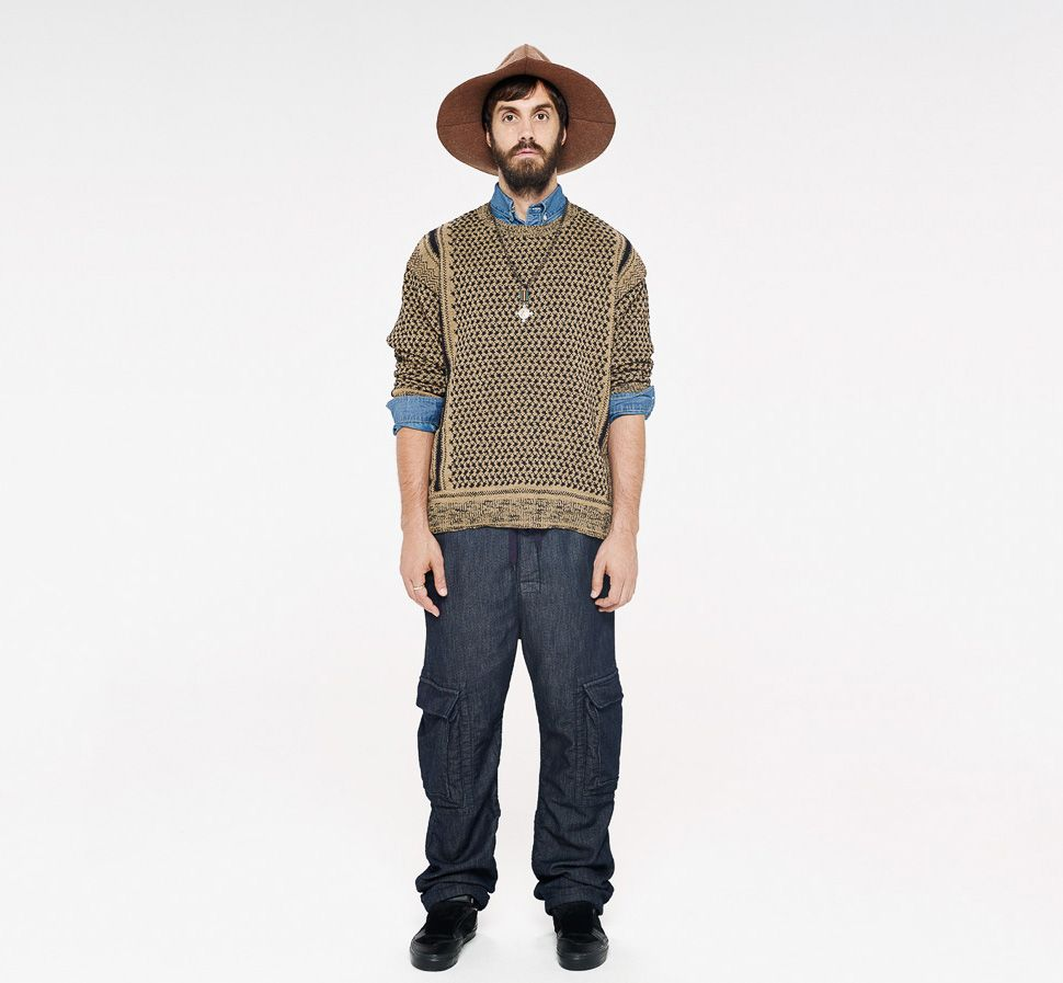 IROQUOIS – S/S 2015 COLLECTION LOOKBOOK   Guillotine   Page 2