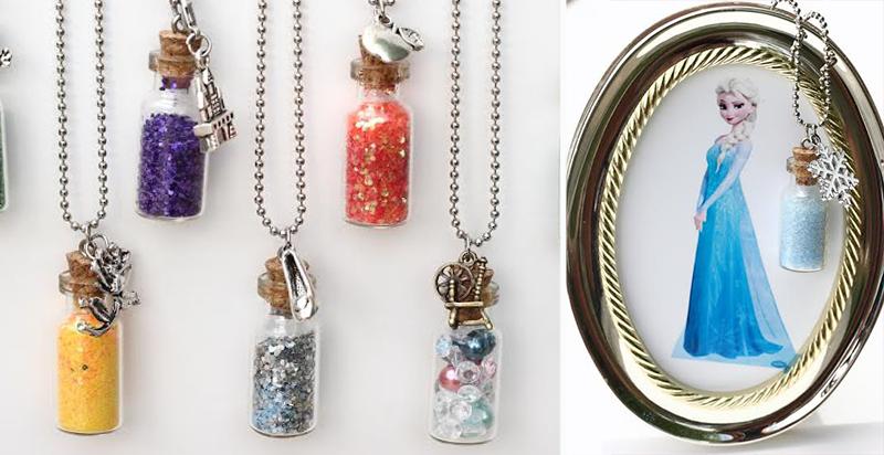 Princess Inspired Enchanted Essence Necklace | ToAdorn.com