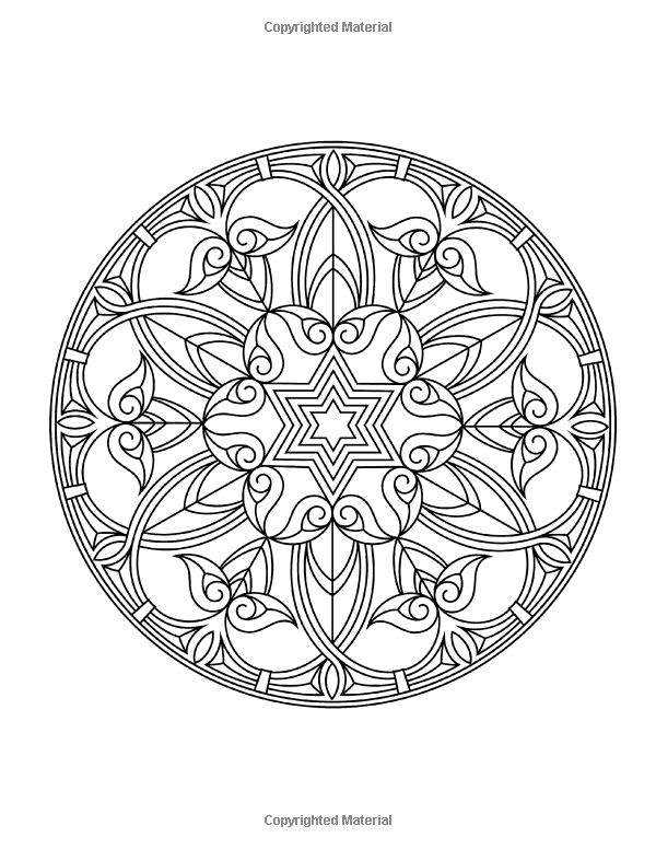 Zen Transcendental Mandala Coloring Book For Adults And Children Vol 1 Lilt Kids Coloring Boo Mandala Coloring Books Mandala Coloring Mandala Coloring Pages