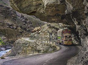 Autoestrada Karakoram uma das mais altas rodovias do mundo | Voz Do Povo