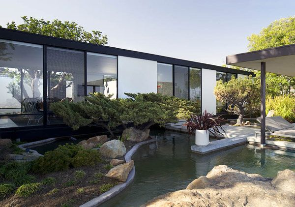 Wolff Residence Through The Lens Of David Lauer Hollywood Hills Homes Mid Century Architecture Architecture