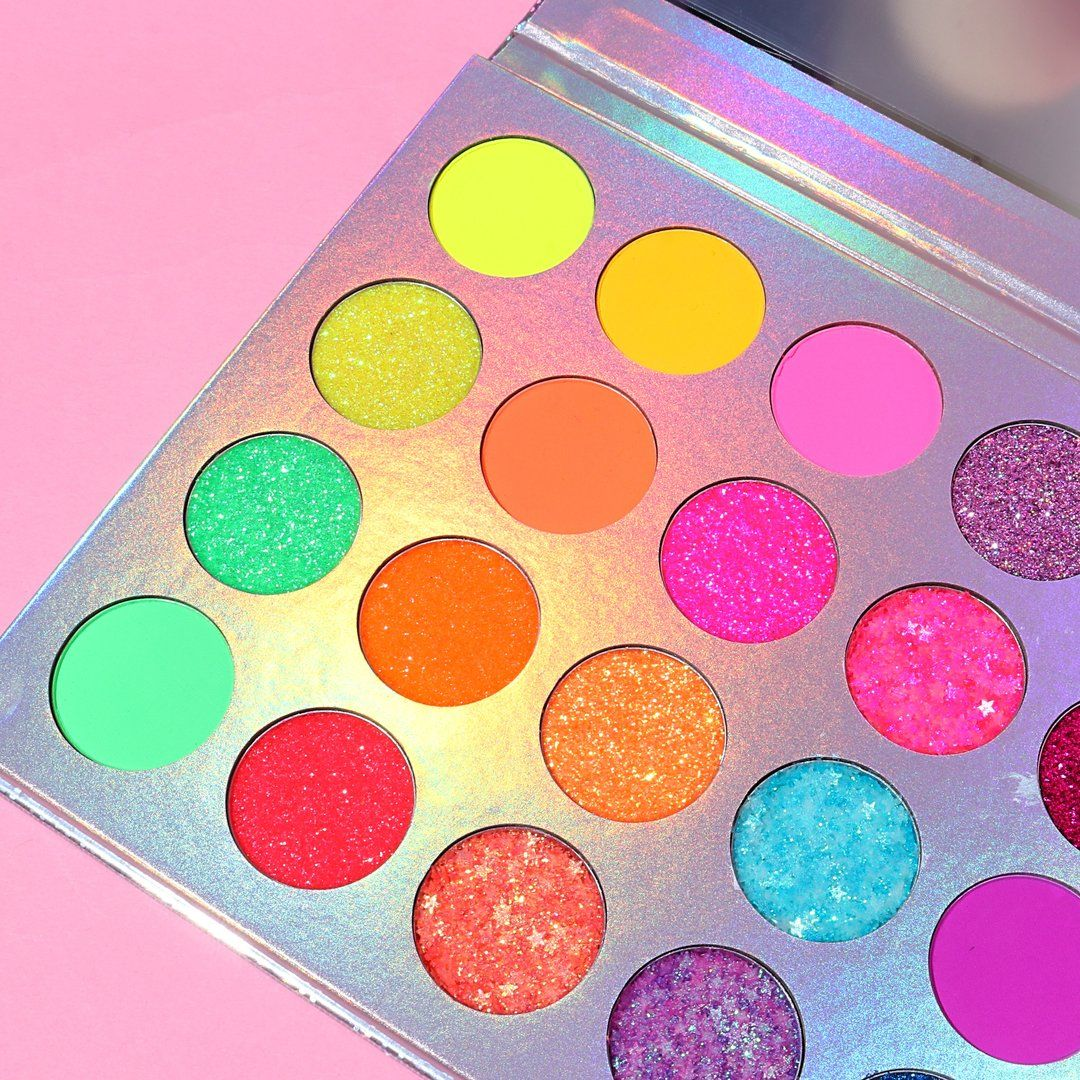 Neon glow palette (preorder) Glow palette, Neon glow