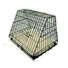 Deluxe Sloping Puppy Cage Medium 30 inch Black Folding Dog Crate 5060311341020  eBay EllieBo Deluxe Sloping Puppy Cage Medium 30 inch Black Folding Dog Crate 506031134102...