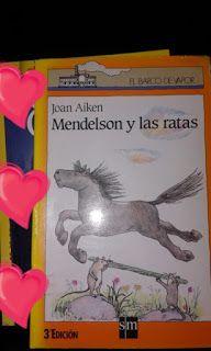 MENDELSON Y LAS RATAS. JOAN AIKEN ~ Bae42