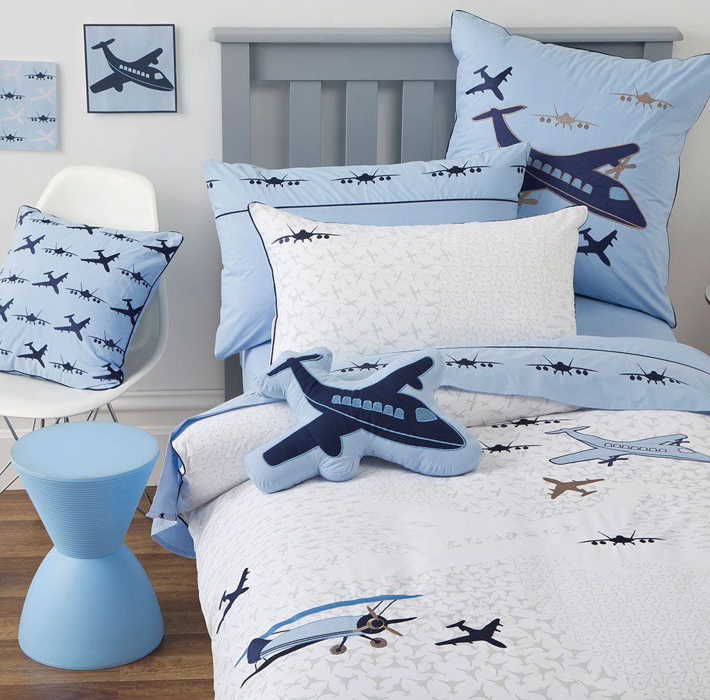Airplane Nursery Bedding Sets