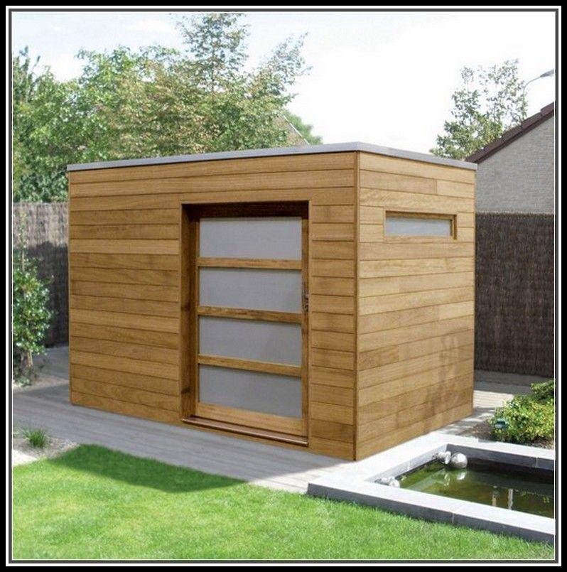 Beautiful Designs of Modern Garden Shed | Small garden ...