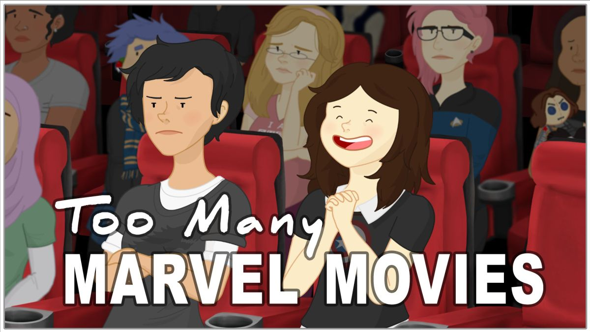 A Group of Fangirls Get Fed Up With How Many Marvel Superhero Movies There Are in an Amusing