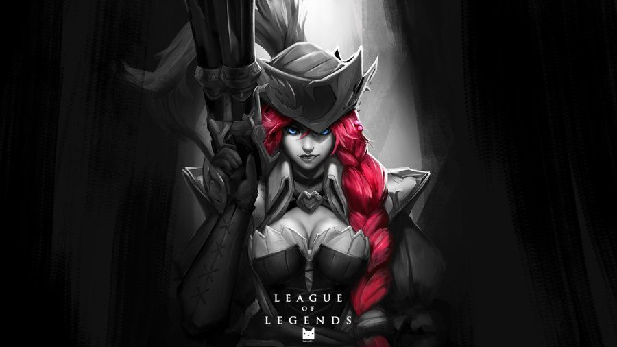Miss Fortune Wallpaper By Wacalac Miss Fortune League Of Legends Lol League Of Legends