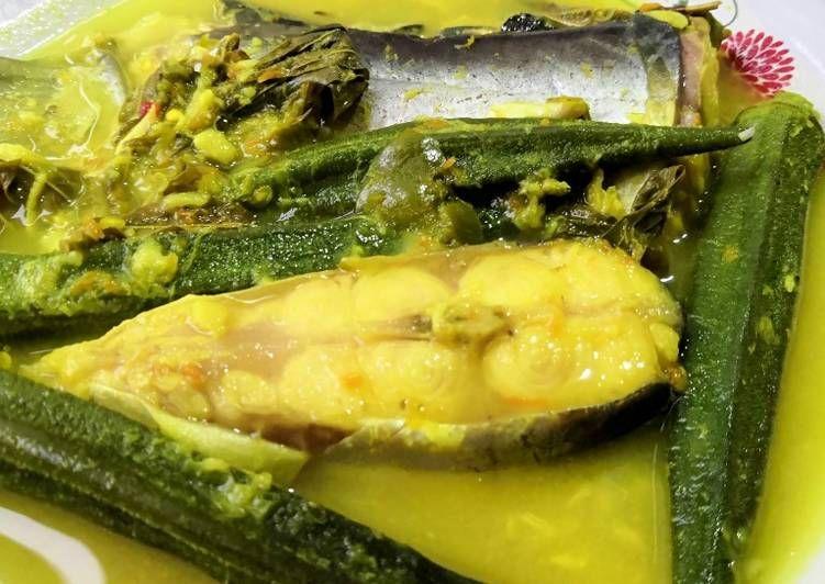 Resepi Patin Masak Tempoyak Yang Lezat Aneka Resepi Enak Resep Makanan Ikan Kunyit Makanan