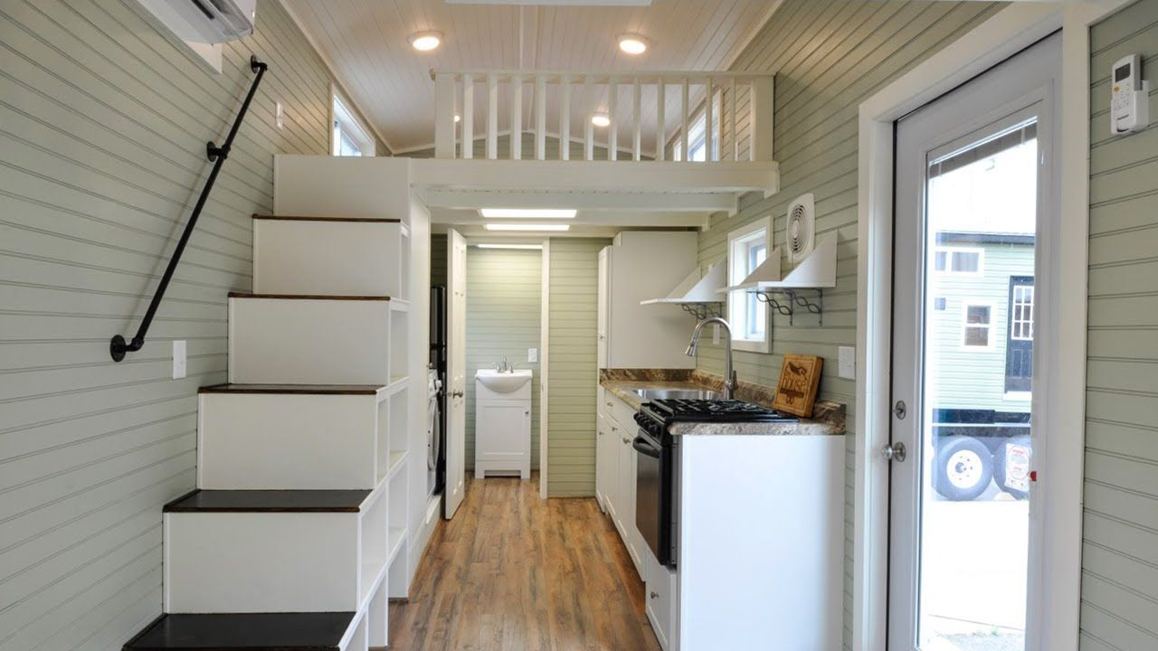Stunning Willow II from Tiny House Building