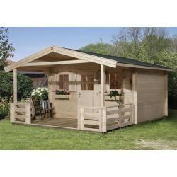 Gartenhäuser mit Terrasse Gartenhaus mit terrasse