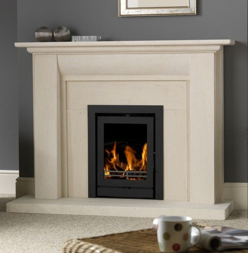 another wood fired inset stove fireline fpi5 lower heat output rh pinterest com