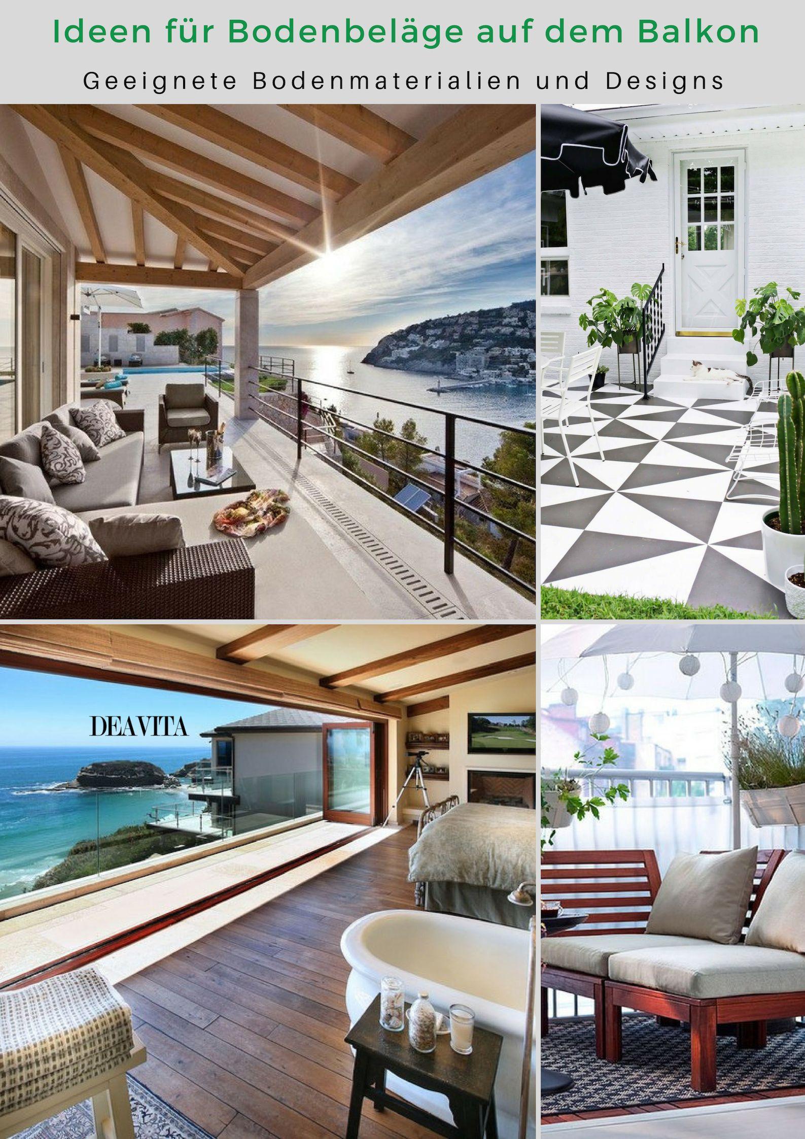 Lassen Sie Sich Von Unseren Balkonboden Ideen Inspirieren Und