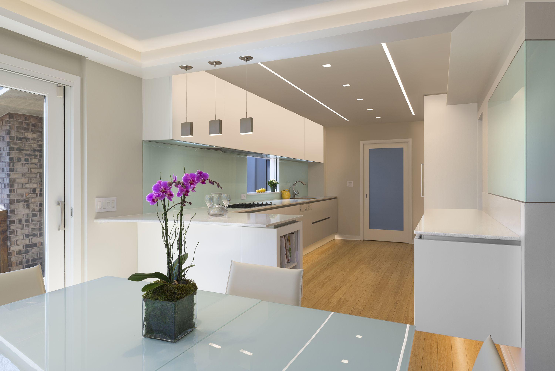 Lighting Idea for Kitchen