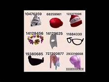 Roblox Code For Clothes Faces And Hats Yahoo Image Search Results