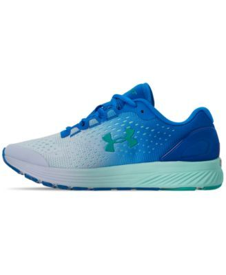 93bcdf2c5 Under Armour Girls' Charged Bandit 4 Running Sneakers from Finish Line -  Blue 3.5