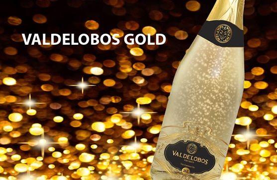 Nuestro exclusivo Vino Espumoso Oro