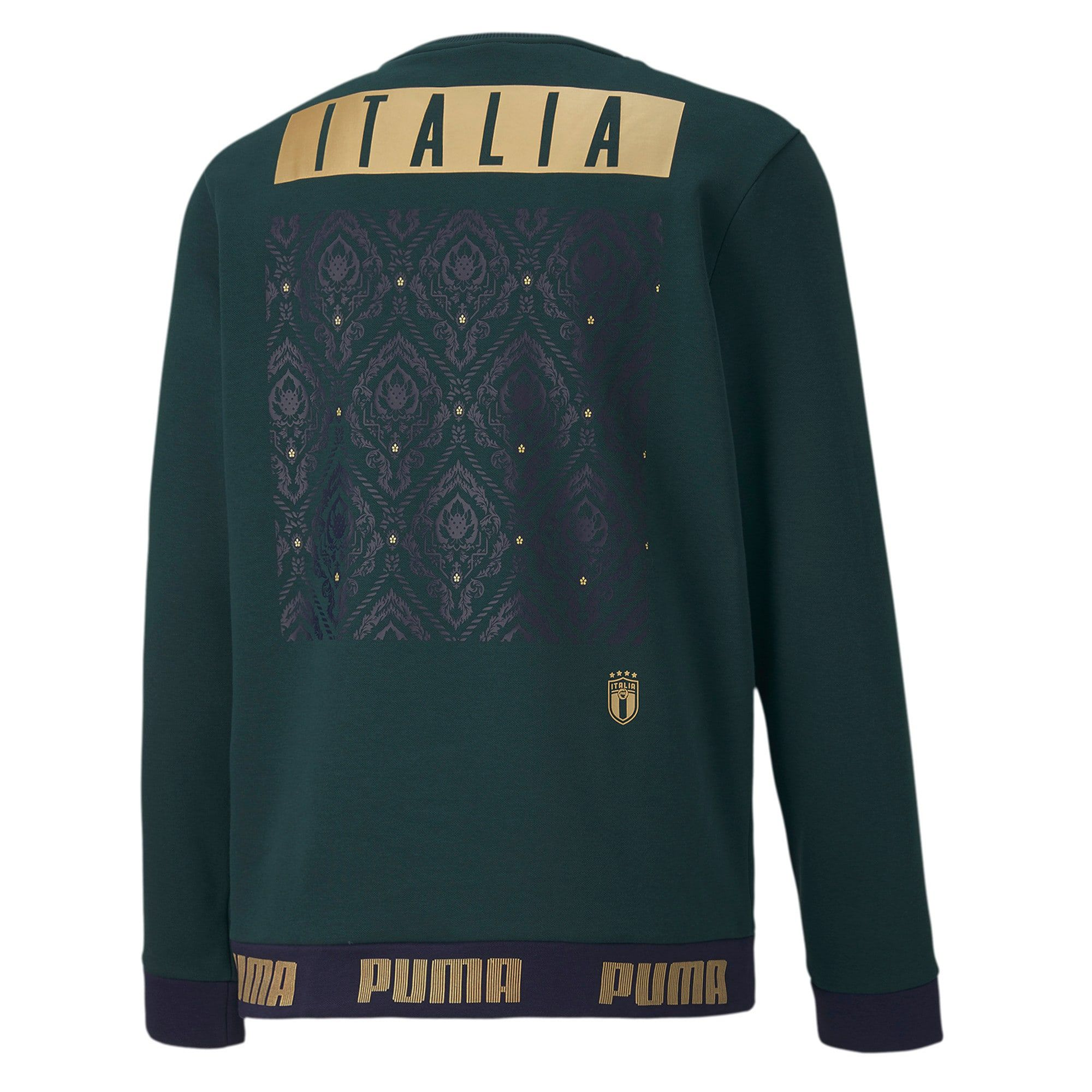 Sweatshirt Italia Football Culture pour homme in 2019 | Puma