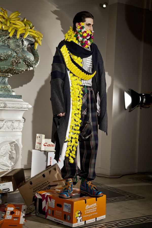 Bernhard Willhelm AW2012-13