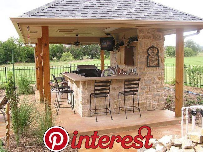 30 Minimalist Outdoor Kitchens Design On A Budget A Thriving Minimalist Kitchen Design Begi Outdoor Kitchen Design Layout Outdoor Kitchen Decor Patio Design