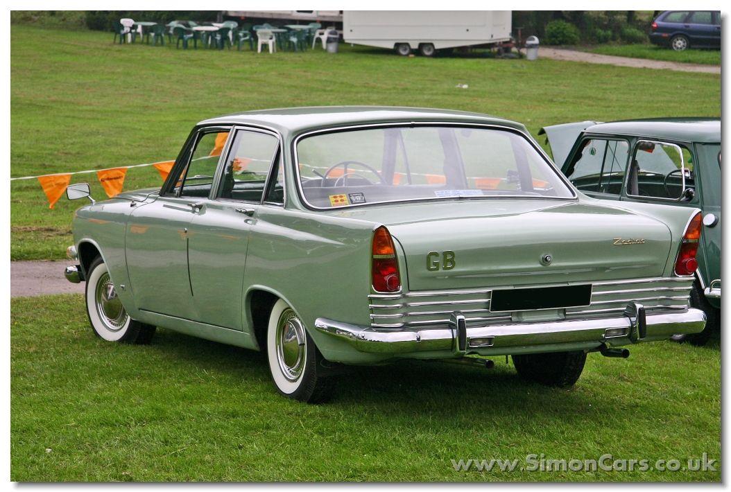 Ford Zodiac Mk Iii 1963 Simoncars Co Uk Ford Classic Cars Ford