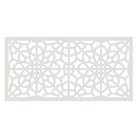 Freedom White Vinyl Lattice 2 X4 33 Decorative Screen Panels Decorative Screens Vinyl Railing