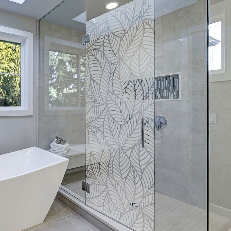 une paroi de douche design a l esprit