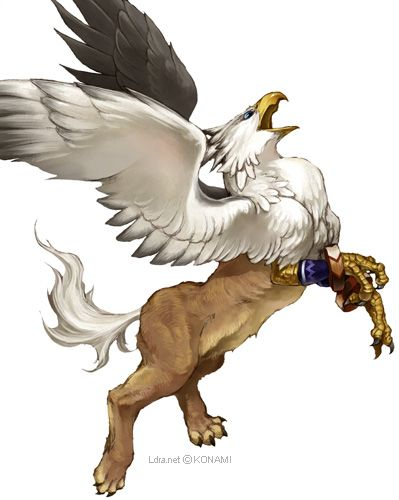 Gryphon By G River Mythological Creatures Mythical Creatures