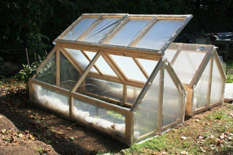 Serre de jardin la maison id ale pour vos plantes en hiver gardens tuin and kid garden - Temperature ideale maison hiver ...