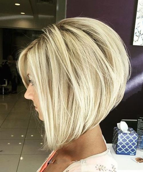 Short Blonde Hairstyles 2018 To Look Young Ever Prom