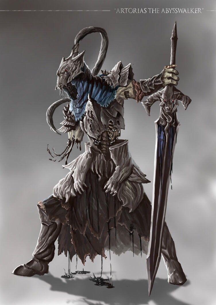 Artorias The Abysswalker Dark Souls Armor Dark Souls Artorias
