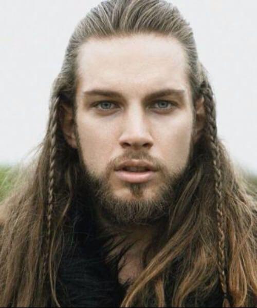 Warrior Braids Viking Hairstyles
