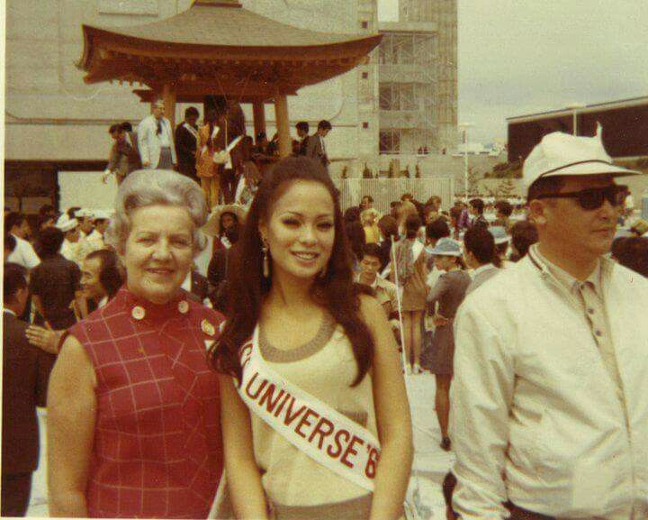 Gloria Diaz - Philippines - Miss Universe 1969  Miss -6775