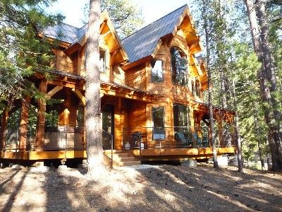VRBO com #412904 - Luxurious, Spacious Cabin, Private