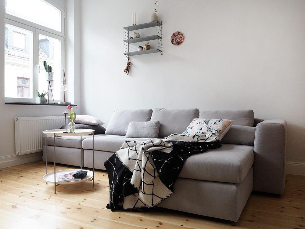 Hallo neues Wohnzimmer Hallo neues Sofa von Sitzfeldt \u2013 ein Bericht