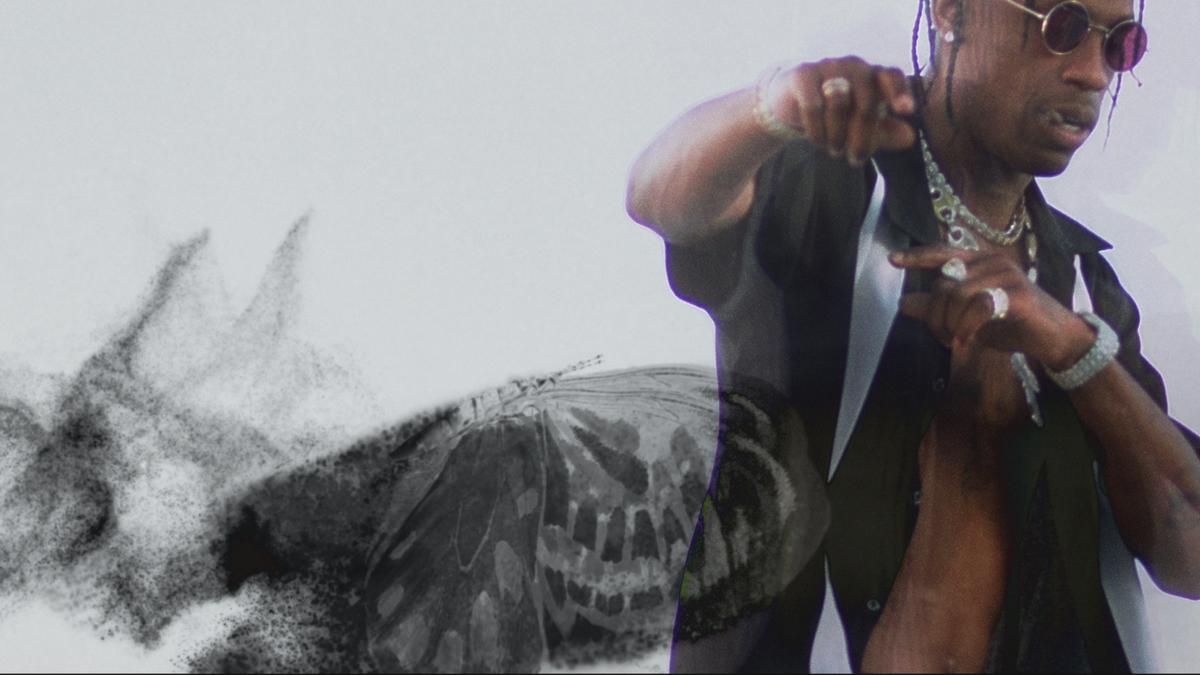 Butterfly Effect by Travis Scott on Apple Music in 2020 ...