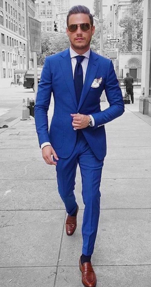 Color suit and combinations shirt 30 Amazing