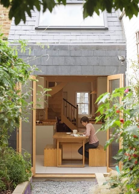7 5 Ft Wide Three Story Terrace House Slim House Narrow Home Tiny House Interior Design