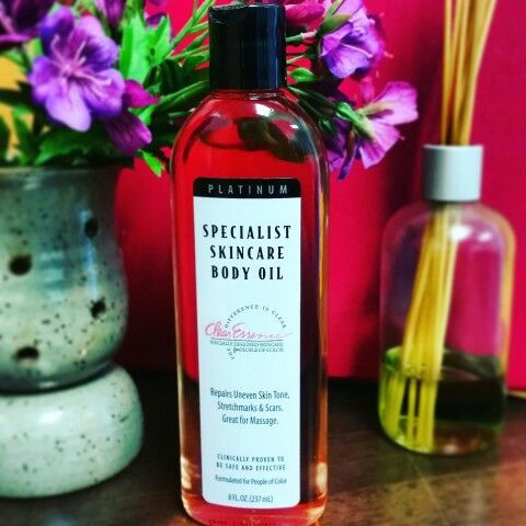 Clear Essence My Natural Beauty Skin Tone presents it's Specialist SkinCare Body Oil! It's great as bath oil and/or massage oil. Visit clearessence.com right now to order yours!!