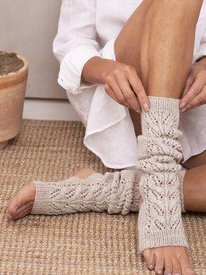 Namaste joogasukat i 2020 | Sticka strumpor, Spetsmönster