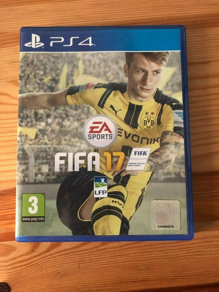 FIFA 17 Jeu Vidéo En Ligne Online PS4 PlayStation 4 Foot