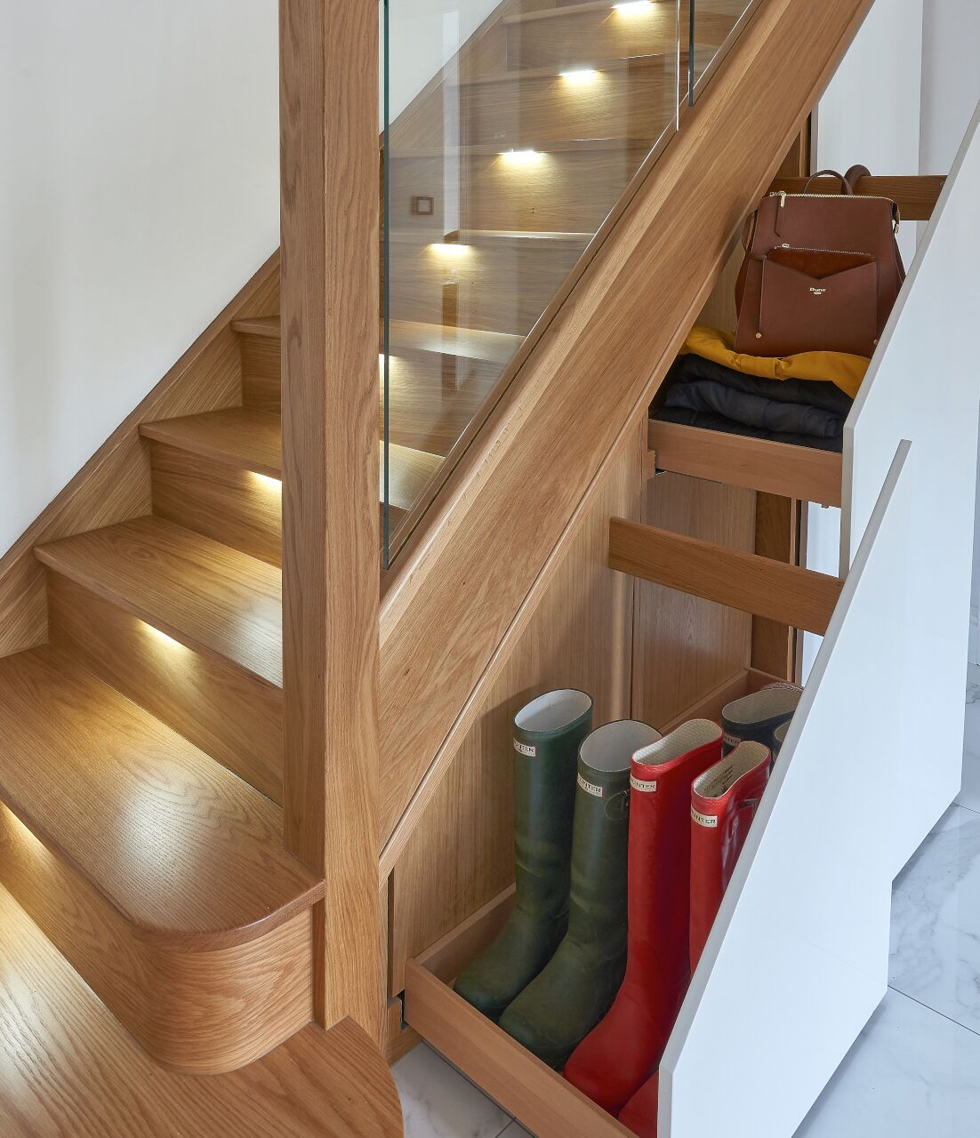 22 Modern Innovative Staircase Ideas: Contemporary & Modern (With Images