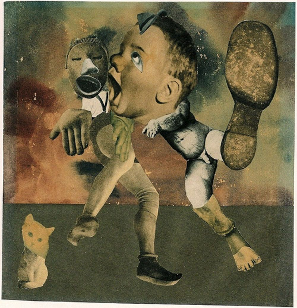 hannah hoch cut with the kitchen knife - Google Search