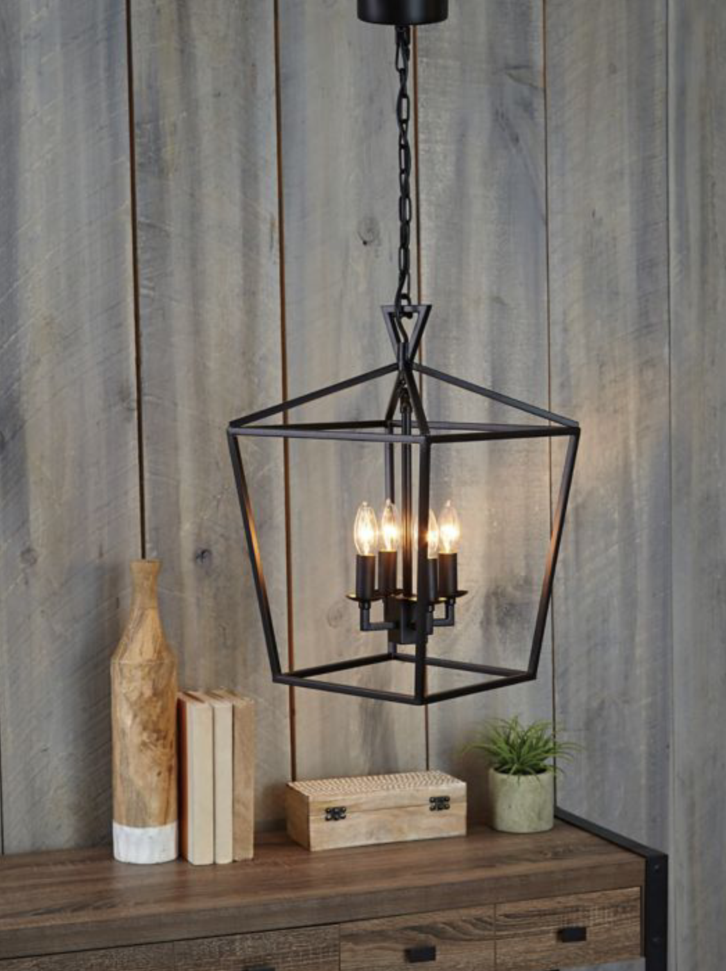 CANVAS Holden Chandelier, Black  Canadian Tire Perfect for a
