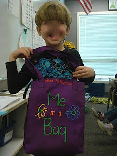 Forever in First: Me in a Bag